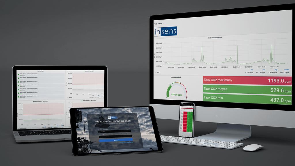 PBLTIF1 min - CO2 Sensors